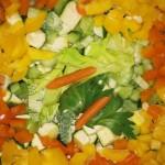 Comida: Cómo preparar una ensalada nutritiva y sabrosa