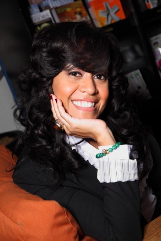 Experta latina Gina Rudan