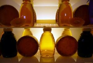Obten enrgia de la miel para el ejercici
