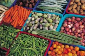 Una dieta rica en vegetales y frutas podria disminuir el riesgo de cancer