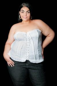Jennifer Barreto-Leyva y la belleza en talla grande